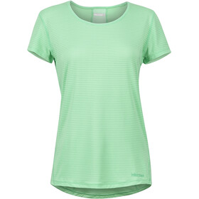 Marmot Aero t-shirt Dames groen